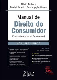 Manual de Direito do Consumidor. Volume Único